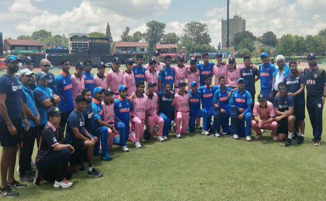 अंडर 19 वर्ल्ड कप : भारत ने जापान को 10 विकेट से हराया