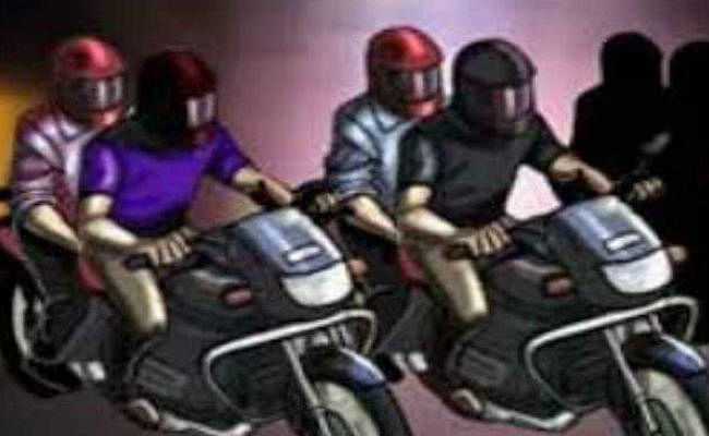 पटना : पढ़ने की उम्र में हाथ में पिस्तौल, बाइकर्स गैंग तैयार कर रहा अपराधियों की नर्सरी