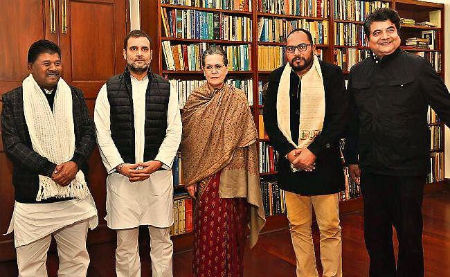 अंदर की बात : दिल्ली में सोनिया से मिले प्रदीप और बंधु, एक-दो दिन में हो सकते हैं कांग्रेस में शामिल