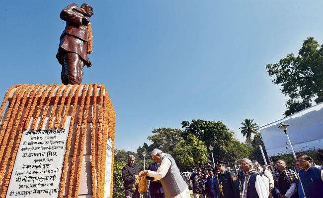सभी ने कर्पूरी ठाकुर को बताया अपनी विरासत, राजनीतिक दलों ने कार्यक्रम आयोजित कर जननायक को किया याद