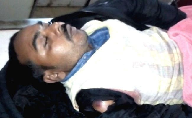 वैशाली में गश्ती के दौरान पुलिस के साथ अपराधियों की मुठभेड़, एक अपराधी ढेर, एक गिरफ्तार