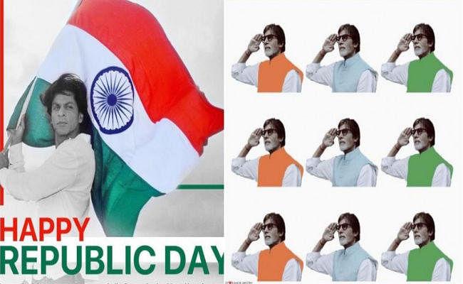 Happy Republic Day 2020: बॉलीवुड ने इस तरह मनाया गणतंत्र दिवस, देशवासियों को दी बधाई