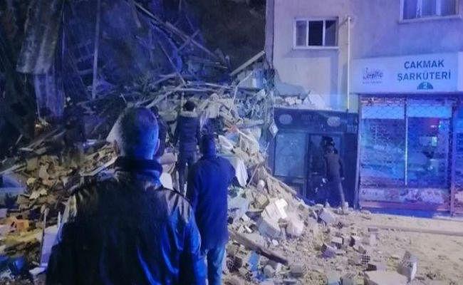तुर्की में भूकंप से मरने वालों की संख्या बढ़कर 38 हुई, 1,607 लोग घायल