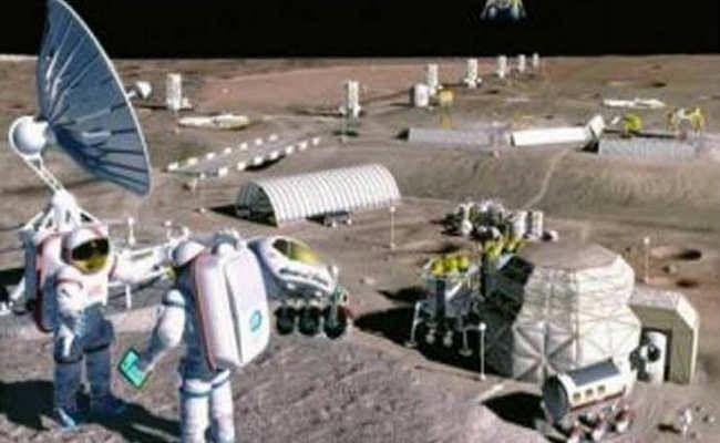 चांद पर इंसानों की बस्ती ऐसे बसाना चाहते हैं वैज्ञानिक