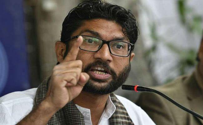 पटना : चुनाव आते ही हिंदू-मुस्लिम करने लगती है भाजपा : जिग्नेश मेवानी