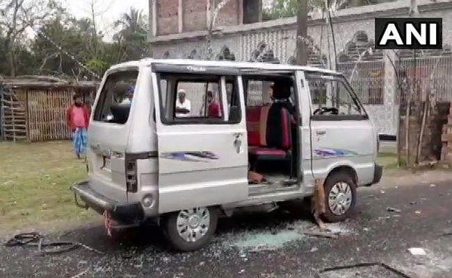 बंगाल में CAA के विरोध में प्रदर्शन के दौरान हिंसा, दो की मौत