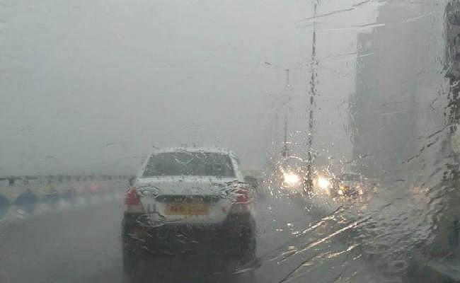 झारखंड : आज सुबह राजधानी रांची सहित कई जिलों में हुई बारिश, जानें आगे कैसा रहेगा मौसम