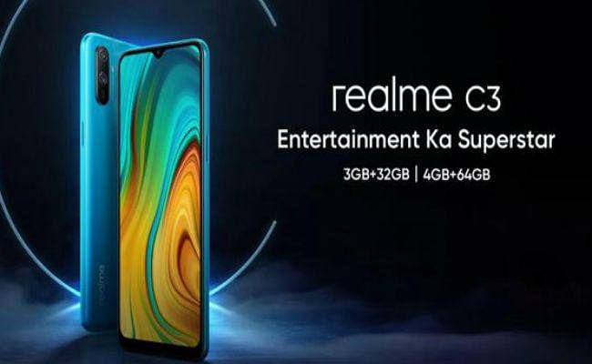 भारत में 6 फरवरी को लॉन्च होगा REALME C3, स्मार्टफोन के फीचर्स जानकर आप कह उठेंगे ''वाह क्या बात है''