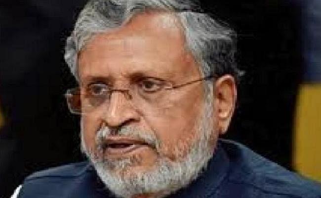 बिहार के लिए आपदा प्रबंधन व नगर निकायों की अनुदान राशि में तीन गुना वृद्धि : सुशील मोदी