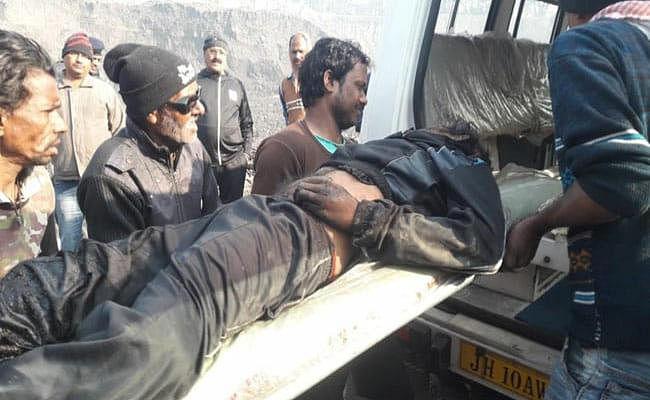 झारखंड : कोयला खदान में हुआ हादसा, एक की मौत, दो घायल