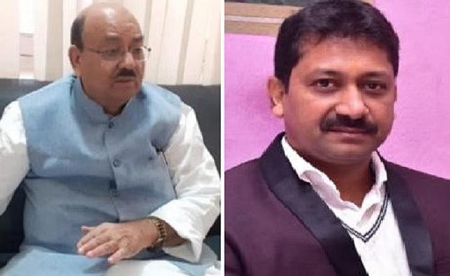 बिहार : पूर्व मंत्री नरेंद्र सिंह और उनके बेटे के खिलाफ गिरफ्तारी वारंट जारी, जानें... पूरा मामला