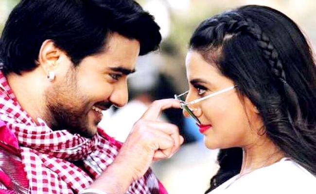 सात फरवरी को रिलीज होगी अक्षरा सिंह और प्रदीप पांडेय अभिनीत भोजपुरी फिल्म ''लैला मजनू''