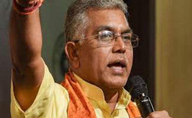 बंगाल में रोहिंग्या के लिए नहीं, प्रधानमंत्री के लिए लगते हैं 'गो बैक' के नारे : दिलीप घोष