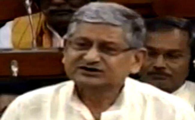 जेडीयू सांसद ने सदन में उठाया बिहार को विशेष राज्य का दर्जा देने की मांग, बिहार की बेटी का भी मामला उठा