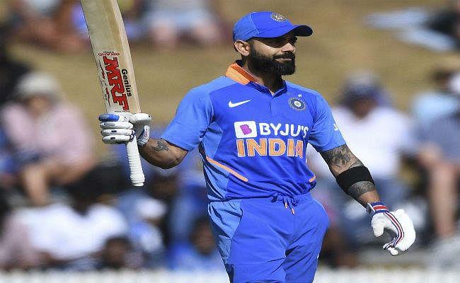 हार के बाद बोले कप्तान कोहली - लाथम की पारी ने भारत से लय छीन ली