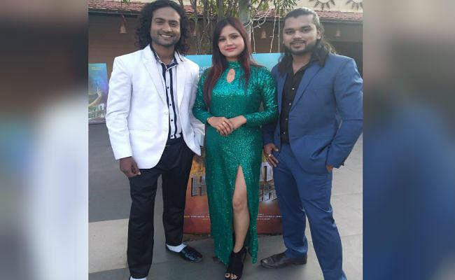 नागपुरी फिल्म ''करण वीर'' में साथ दिखेंगे रोहित आरके-विवेक नायक, जल्द शुरू होगी शूटिंग