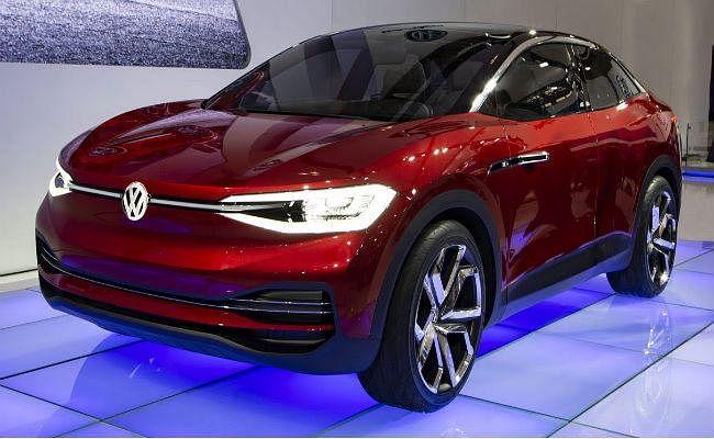 Auto Expo 2020: फॉक्सवैगन ने इलेक्ट्रिक गाड़ियों का कॉन्सेप्ट पेश किया