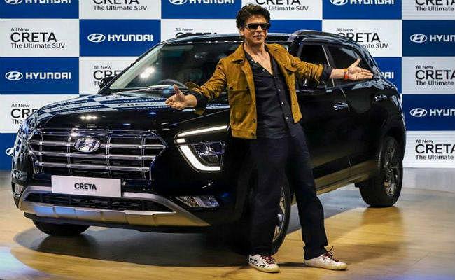 Auto Expo 2020: शाहरुख खान बोले- मैं अब भी ''सैन्ट्रो वाला''