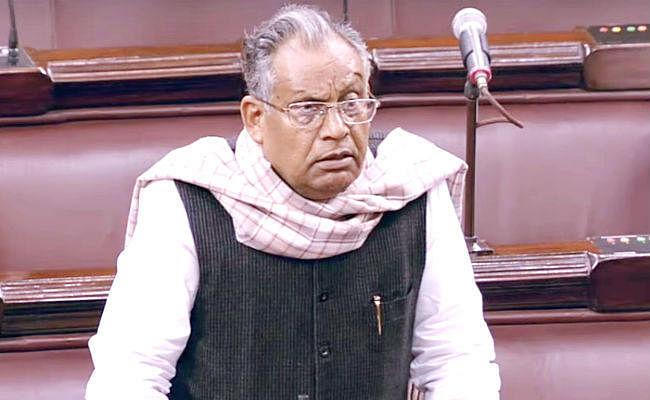जेडीयू सांसद ने राज्यसभा में उठाया जातिगत जनगणना का मुद्दा, सभापति बोले...