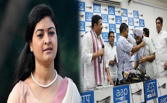Delhi Election 2020: चांदनी चौक में हो गया बड़ा ''खेल'', दलबदलू प्रत्याशियों के कारण रोमांचक है मुकाबला