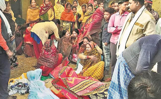 पांडू : बेटे ने दी जान, सदमे में मां भी चल बसी