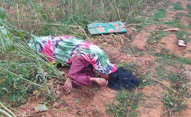 Jharkhand : रांची के इटकी में महिला का मर्डर, बलात्कार की आशंका