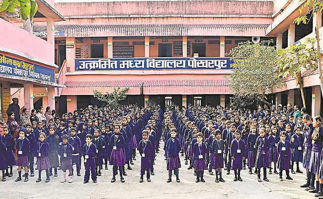 नालंदा : व्यवस्था सुधारी, तो प्राइवेट स्कूलों से नाम कटा सरकारी स्कूलों में एडमिशन लेने आये बच्चे