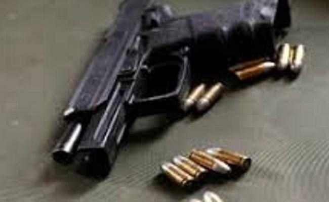 बिहार के माओवाद प्रभावित मुंगेर जिले में हथियारों एवं गोला बारुद का जखीरा बरामद