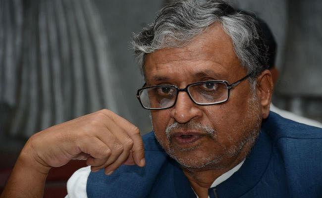 पटना : राजद ने दलितों-पिछड़ों को दिया धोखा : सुशील मोदी