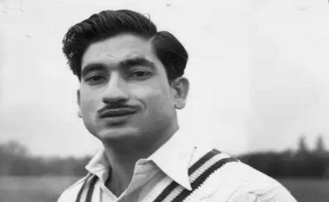 1952 में पहली बार भारत दौरा करने वाली पाक टीम के सदस्य वकार हसन का निधन