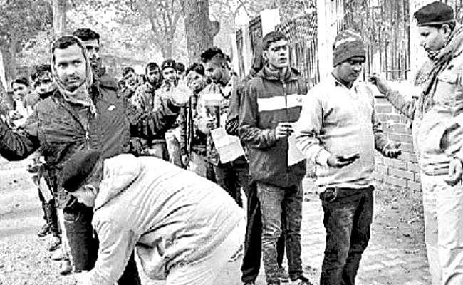 बिहार पुलिस कांस्टेबल भर्ती परीक्षा : आठ मार्च को होगी रद्द हुई परीक्षा, पुराने प्रवेश पत्र पर अभ्यर्थी नहीं दे सकेंगे परीक्षा