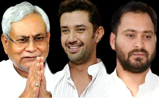 दिल्ली चुनाव : जेडीयू और एलजेपी उम्मीदवार दूसरे पायदान पर, आरजेडी प्रत्याशियों की जब्त होगी जमानत