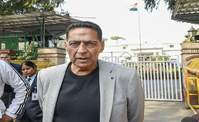 कांग्रेस का सूपड़ा साफ होने के बाद सुभाष चोपड़ा ने प्रदेश अध्यक्ष पद से इस्तीफा दिया