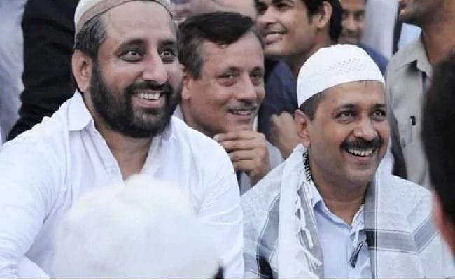 बिहार की क्षेत्रीय पार्टी से हुई थी अमानतुल्ला खान के राजनीतिक करियर की शुरुआत
