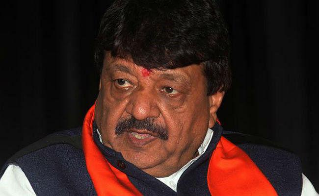 विजयवर्गीय ने केजरीवाल को दी जीत की बधाई, कहा - दिल्ली के सभी स्कूलों-मदरसों में हो चालीसा का पाठ
