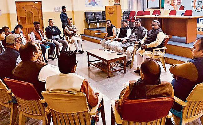 तैयारी में जुटी BJP, बाबूलाल को मिलेगी नयी जवाबदेही, JVM के पुराने कैडर झोंक रहे ताकत