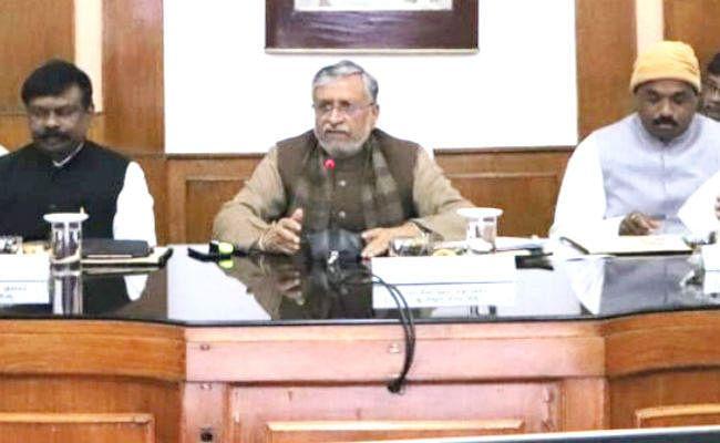 प्रधानमंत्री विशेष पैकेज की राशि से होगा कांवरिया पथ का विकास : सुशील मोदी