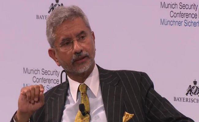 विदेश मंत्री की तुर्की को दो टूक- कश्मीर भारत का अभिन्न हिस्सा, आतंरिक मामले में ना दें दखल