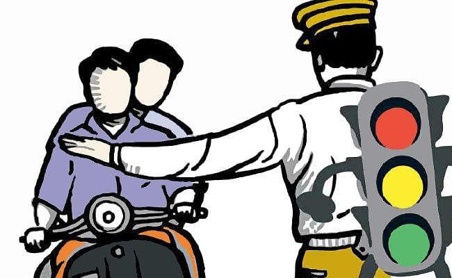 बिहार में आज से ट्रैफिक चालान नियम में बड़ा बदलाव, ...तो रद्द किया जा सकता है आपका लाइसेंस
