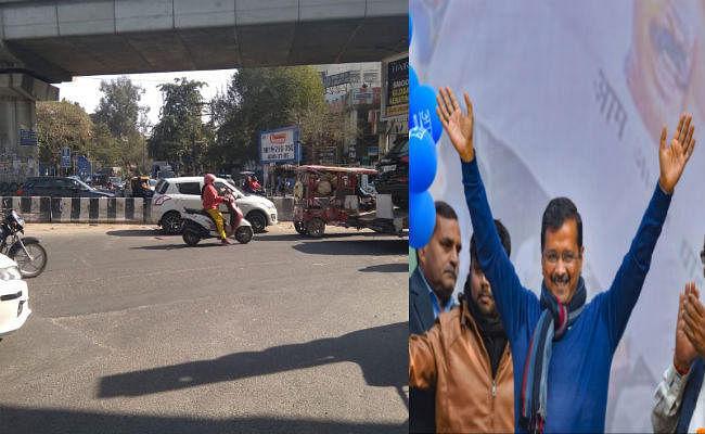 केजरीवाल 16 को लेंगे सीएम पद की शपथ, दिल्ली वालों के लिए इन रास्तों से गुजरना होगा मुश्किल