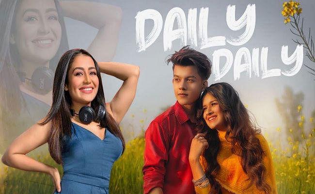 Neha Kakkar का नया सॉन्ग Daily Daily रिलीज होते ही VIRAL
