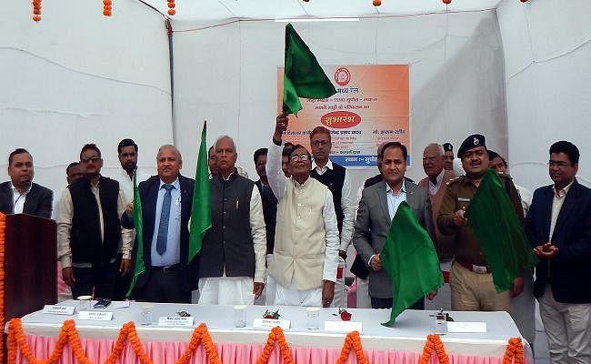 बिहार : सुपौल-सहरसा रेलखंड पर और एक जोड़ी नयी पैसेंजर ट्रेन का परिचालन शुरू