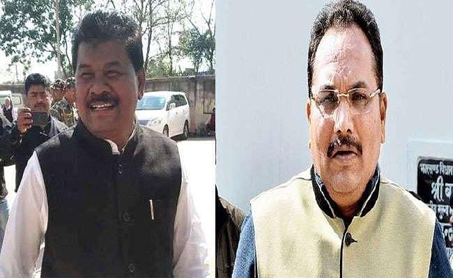 भाजपा उपाध्यक्ष ने स्पीकर के न्यायाधिकरण में की प्रदीप-बंधु तिर्की की शिकायत, सदस्यता रद्द करने की मांग