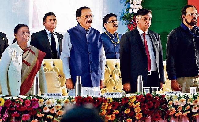भ्रष्टाचार है समाज में असमानता और गरीबी का बड़ा कारण : उपराष्ट्रपति वेंकैया नायडू