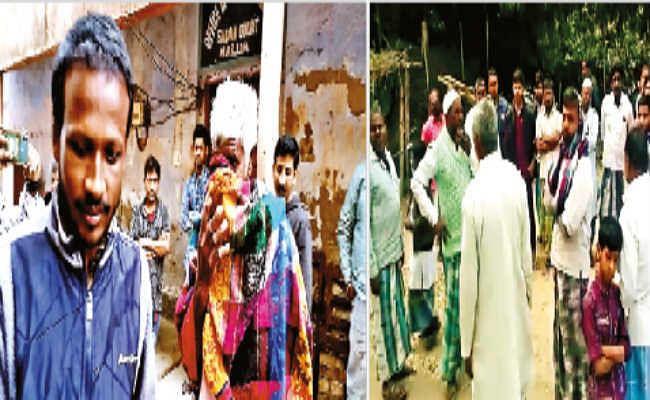 मजिस्ट्रेट स्तर के अधिकारी के सामने पुलिस ने कब्र से निकाले बच्चों के शव