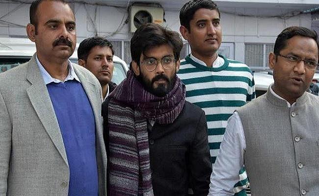 देशद्रोह के आरोप में गिरफ्तार शरजील इमाम की बढ़ी मुश्किलें