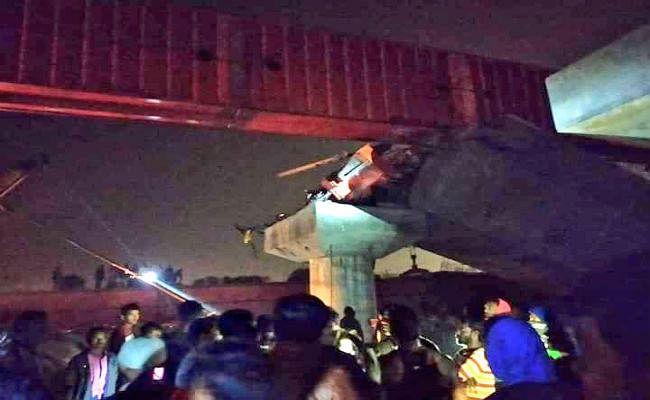 मालदा में पुल ढहने के लिए भाजपा-टीएमसी ने एक-दूसरे को बताया जिम्मेदार
