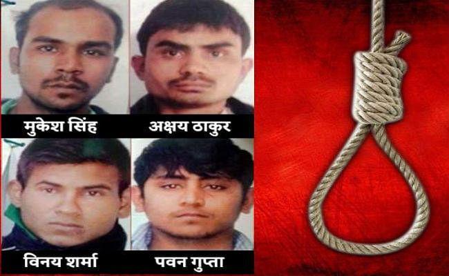 #NirbhayaCase : निर्भया के दोषियों को 3 मार्च की सुबह 6 बजे होगी फांसी, नया डेथ वारंट जारी