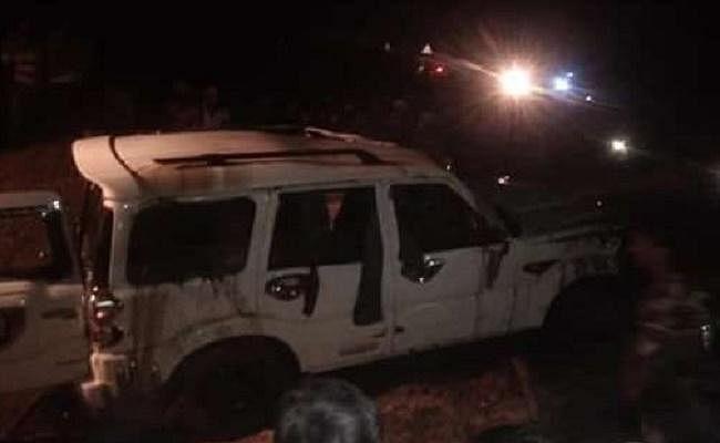 बिहार : औरंगाबाद में भीषण सड़क हादसे में 4 की मौत, तीन अन्य जख्मी