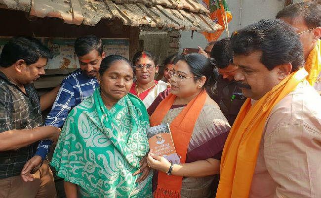 केंद्रीय मंत्री देबश्री का ममता पर आरोप- बंगाल की बिगड़ी स्थिति से नजर हटाने के लिए सीएए का विरोध